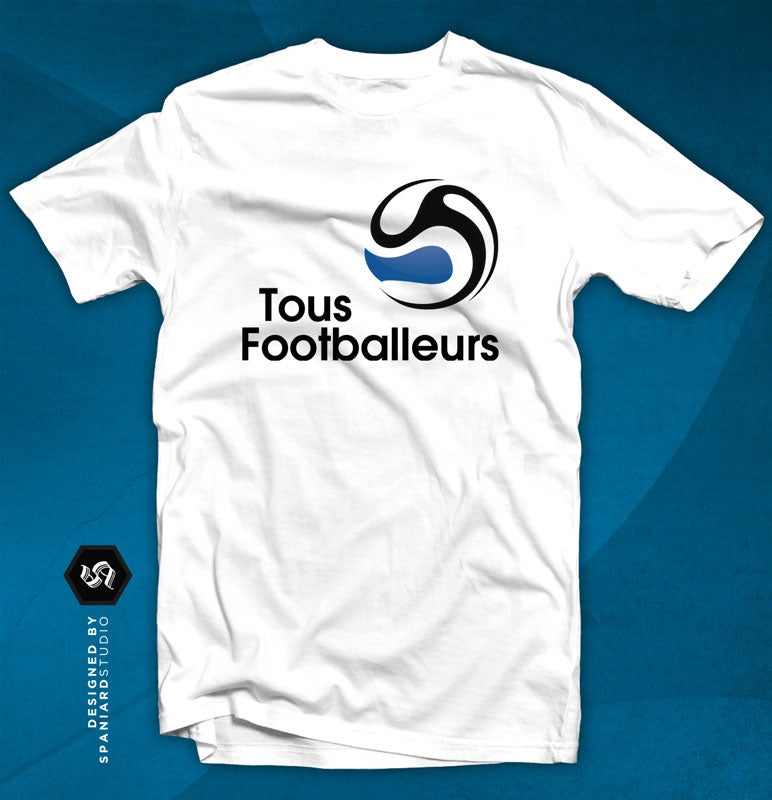 Image of Tshirt TF - Blanc