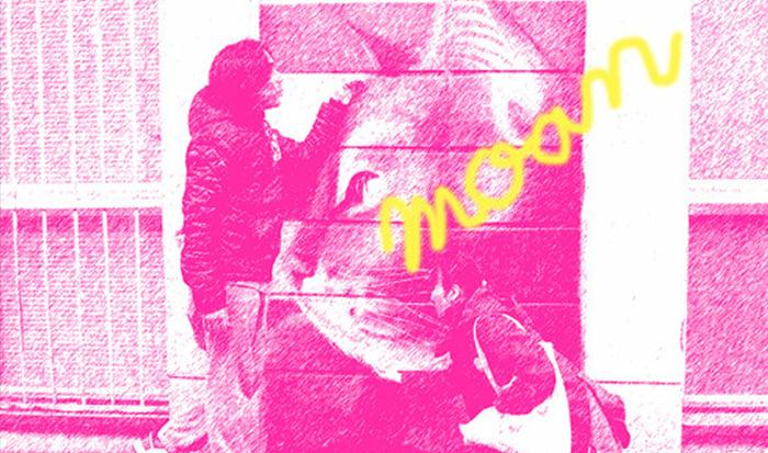 Image of Moan/ Shinji Masuko (DMBQ, Boredoms) // Think about Forgotten Days CD