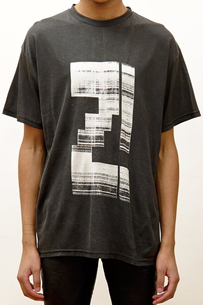 Image of Oversized Fit T-Shirt With Z! Print