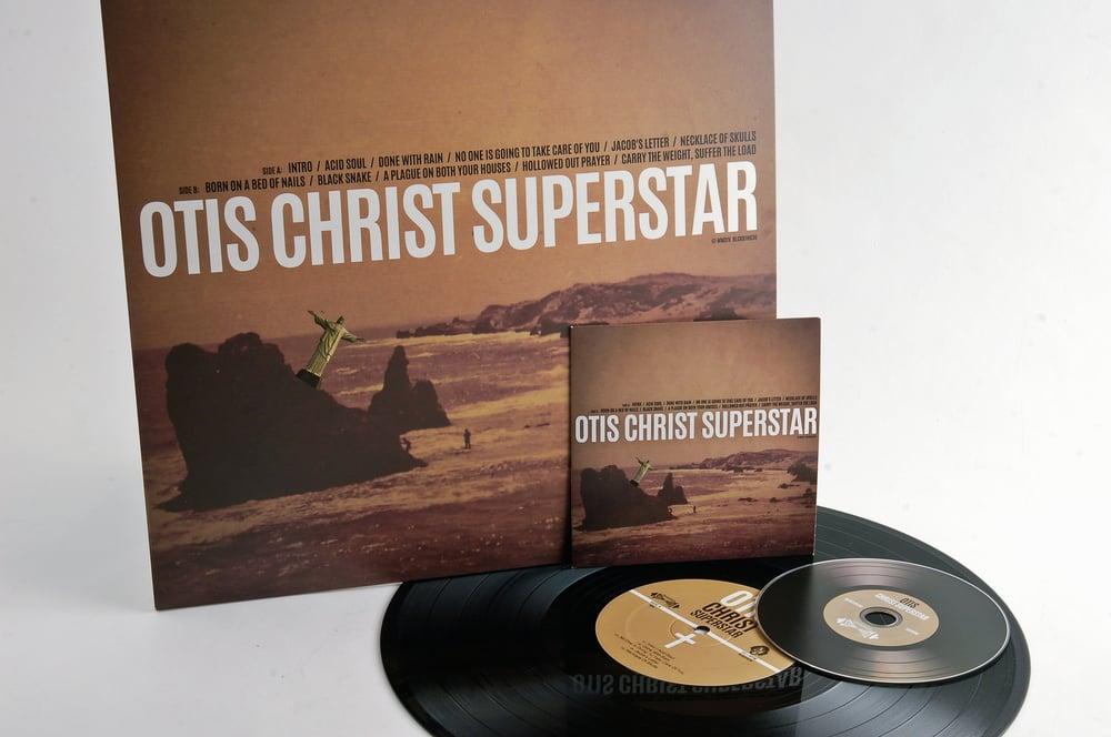 Image of Otis Christ Superstar LP + CD