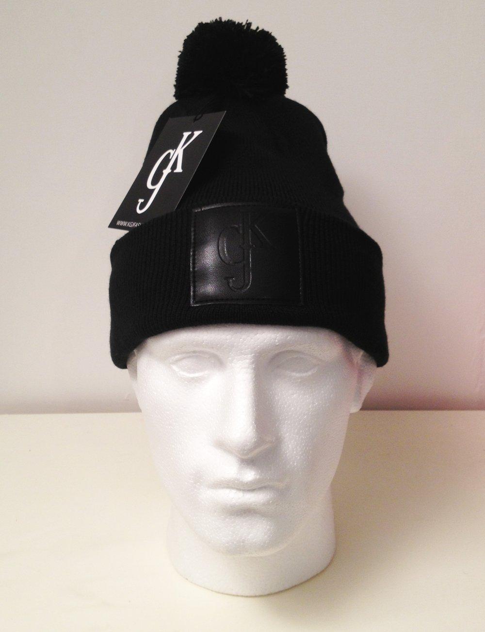 Image of KGJ Fashion Beanie - Black