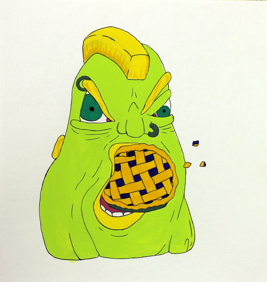 Image of Punk Monster