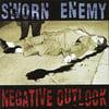 "SWORN ENEMY ""Negative Outlook"" CD EP"