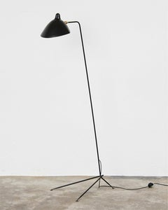 Image of Serge Mouille Style Standing Lamp - Lampadaire