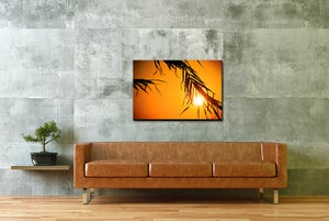 Image of GOLDEN HOUR - (Metal or Canvas)