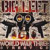 """BIG LEFT """"STREET CD VOLUME 1"""" HARDCORE HIP HOP EX-LA COKA NOSTRA"""