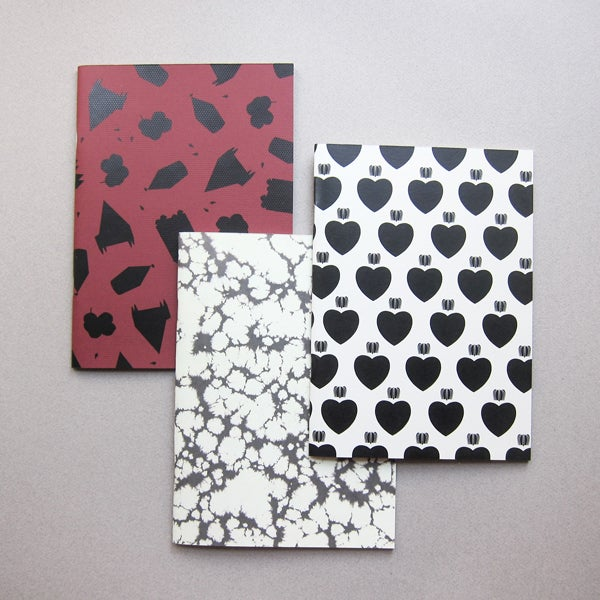 Image of Notebook Trio # 3