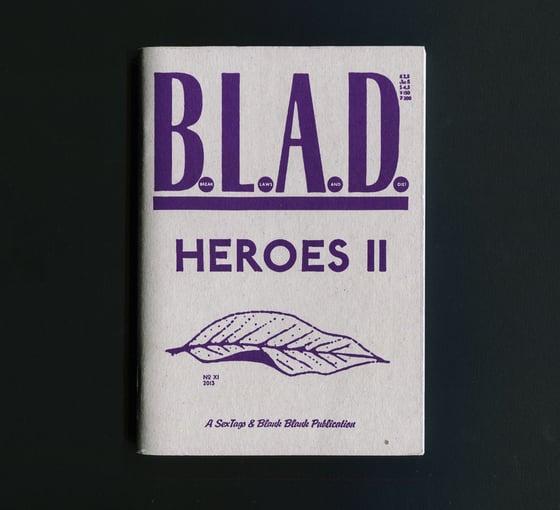Image of B.L.A.D. — Heroes II