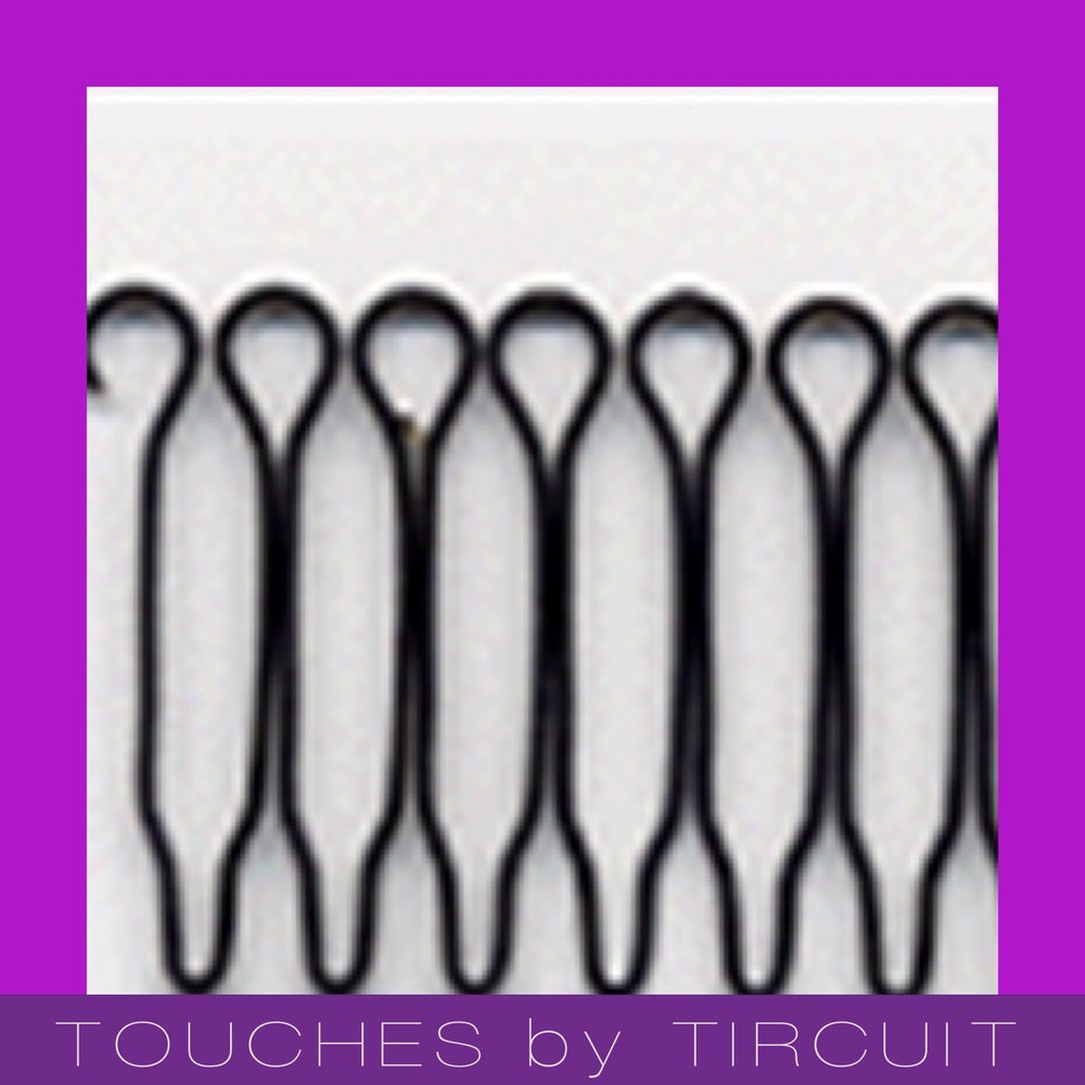 Image of Wig Combs or Clips