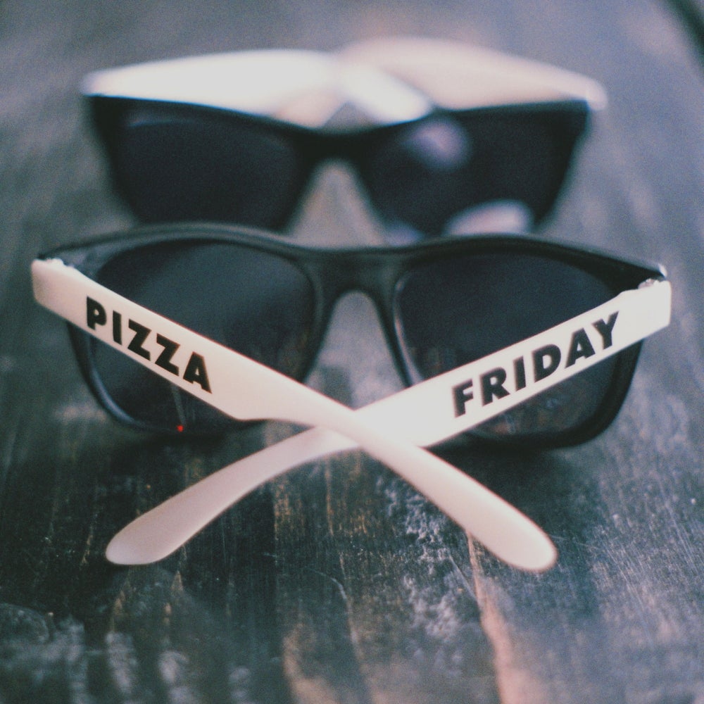 Image of Pizza Friday Eyeball UV Protectors