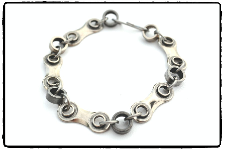 Image of Basic Bike Chain Bracelet