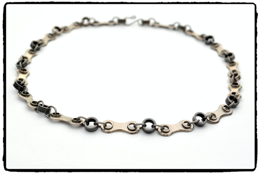 Image of Basic Bike Chain Necklace