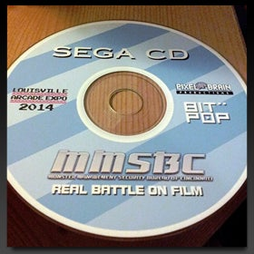 Image of MMSBC - SEGA CD FMV DISC