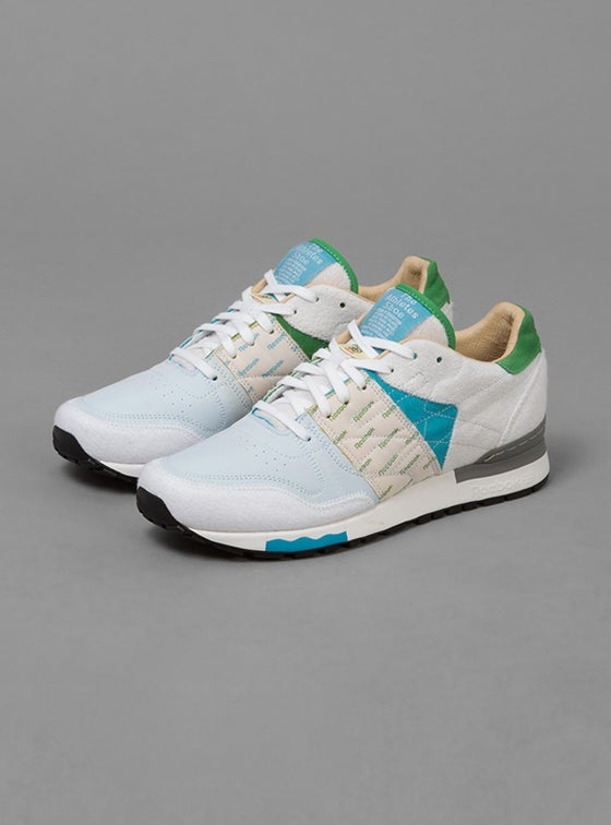 Image of Reebok X Garbstore CL6000 Blue/Green