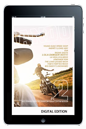 Image of KOMMANDO Magazin Ausgabe 2 (DIGITAL EDITION)