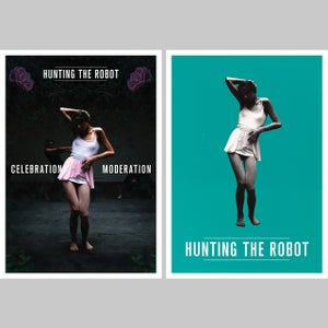 Image of Poster | 'Valentijn' / 'Celebration Moderation'
