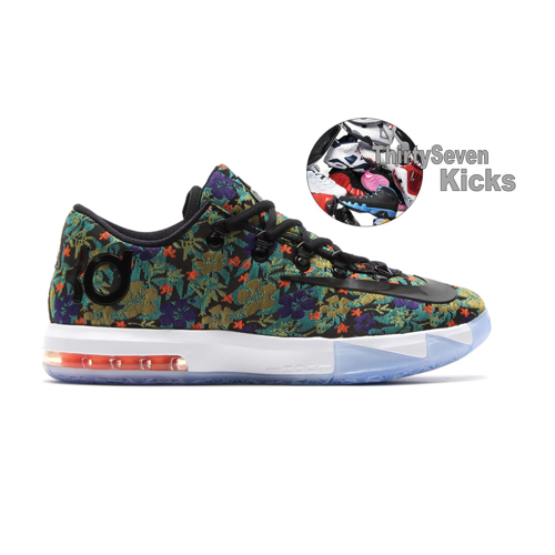 "Image of KD VI EXT ""Floral"""