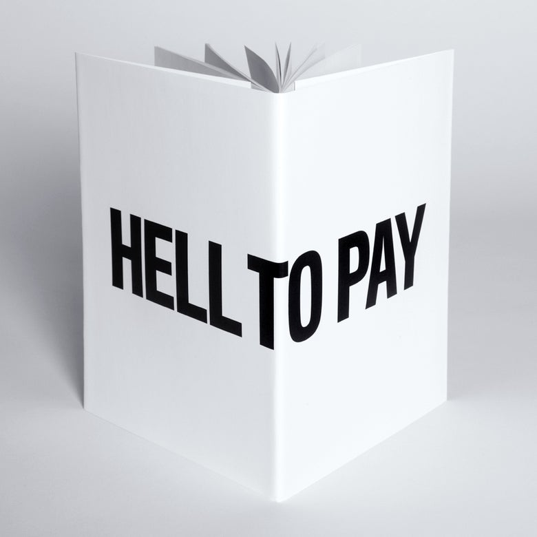 Image of HELL TO PAY (book)