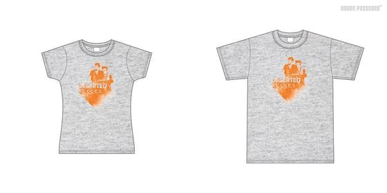 "Image of T-Shirt ""Heroes"" girlie/male (COMING SOON)"