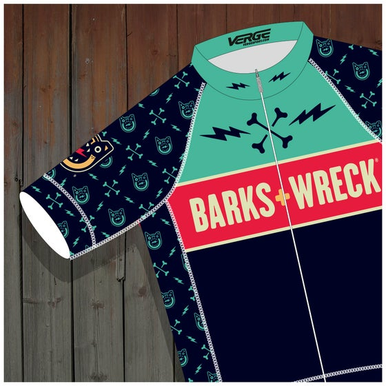 Image of Classic Cycling Jersey