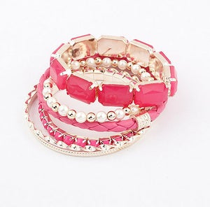 Image of Fashion Multi National Bohemia Bracelet