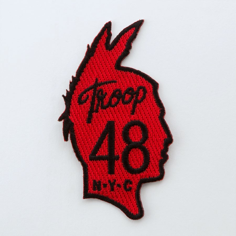 Image of Troop K48 Patch