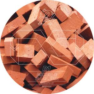 Image of MIND001: MikeQ & DJ Sliink