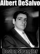 "Image of Albert DeSalvo ""Boston Strangler"" T-shirt"