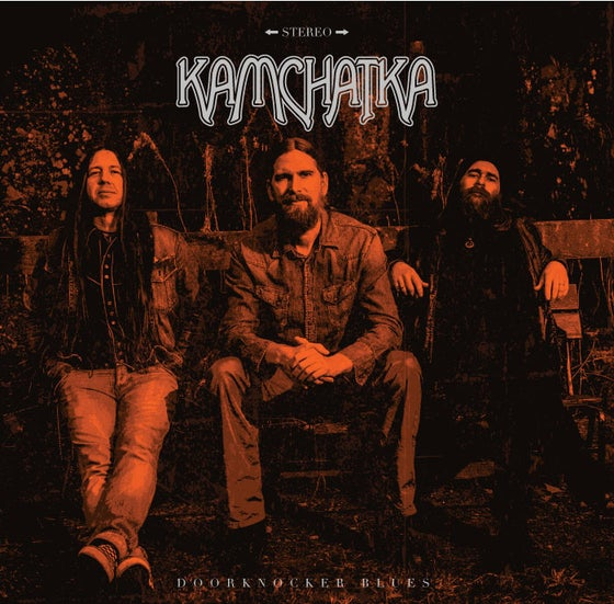 "Image of Kamchatka - Doorknocker Blues (7"" LP)"