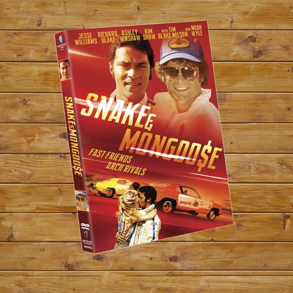 Image of Snake and Mongoo$e DVD