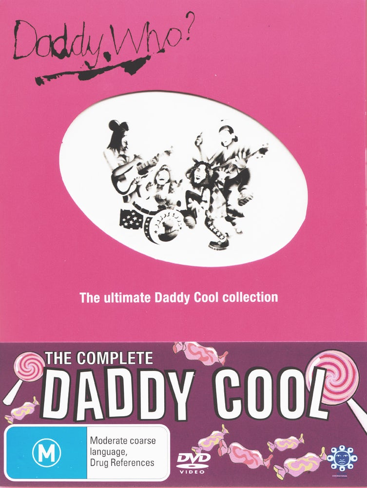 Image of The Complete Daddy Cool (2 x DVD Box Set) 2005