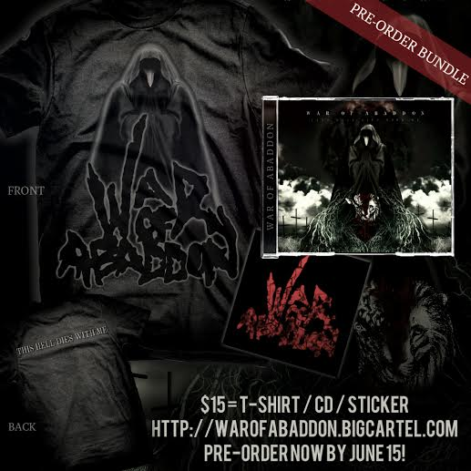 Image of War OF Abaddon EP Bundle