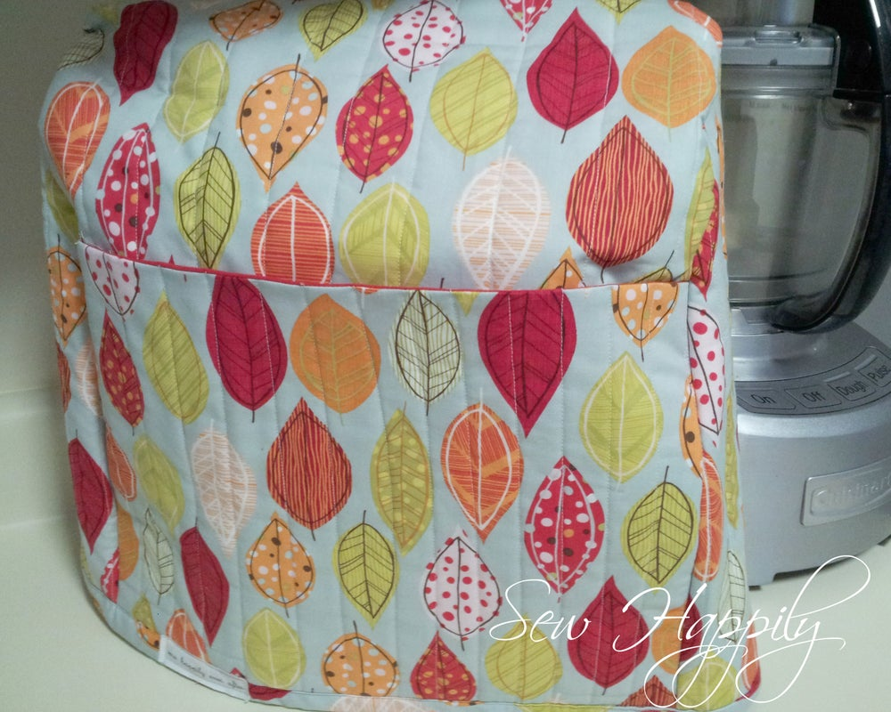 Image of Custom Kitchen Aid Stand Mixer Cover