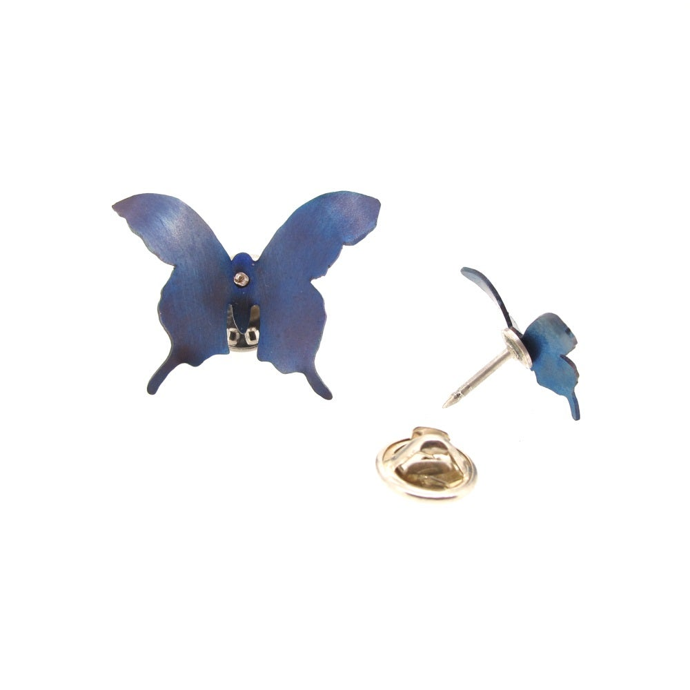 Image of Springtime Butterfly brooch pins