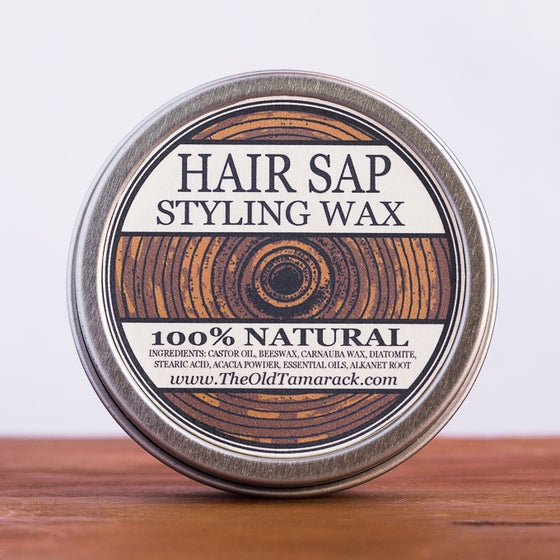 Image of HAIR SAP - Natural Hair Styling Wax