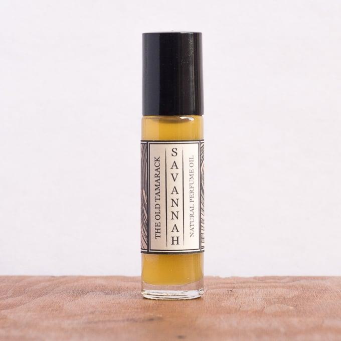 Image of SAVANNAH - Natural Botanical Perfume Oil