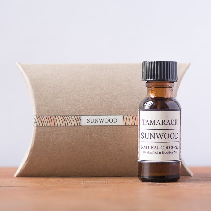 Image of SUNWOOD - Natural Botanical Cologne