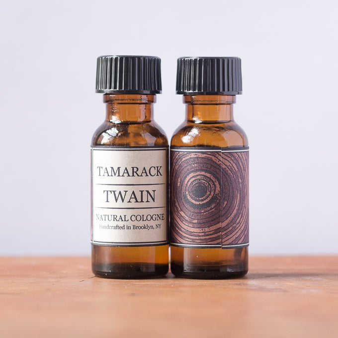 Image of TWAIN - Natural Botanical Cologne