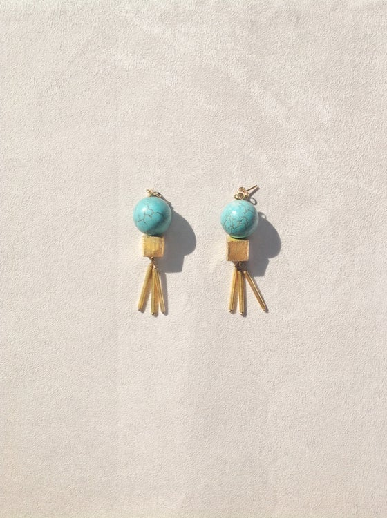 Image of Hazel Earrings