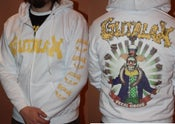 Image of GUTALAX Fecal circus Zip-Hoodie
