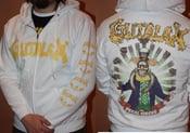 Image of GUTALAX Fecal circus Zip-Hoodie