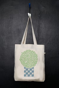 "Image of ""Vasilikos"" shopper tote bag"