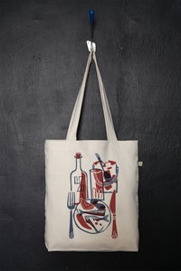 "Image of ""Ouzo Bliss"" shopper tote bag"