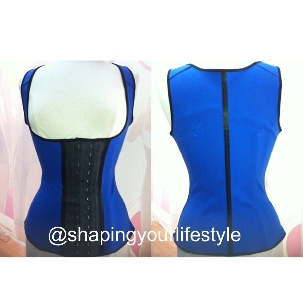 Image of Hour Glass Vest Latex