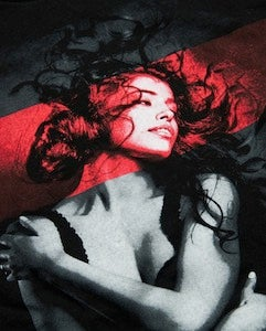 Image of Demaurida Infared Graphic-T (FATAL ATTRACTION SERIES)