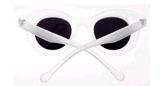 Image of 92. Faded Sunglasses