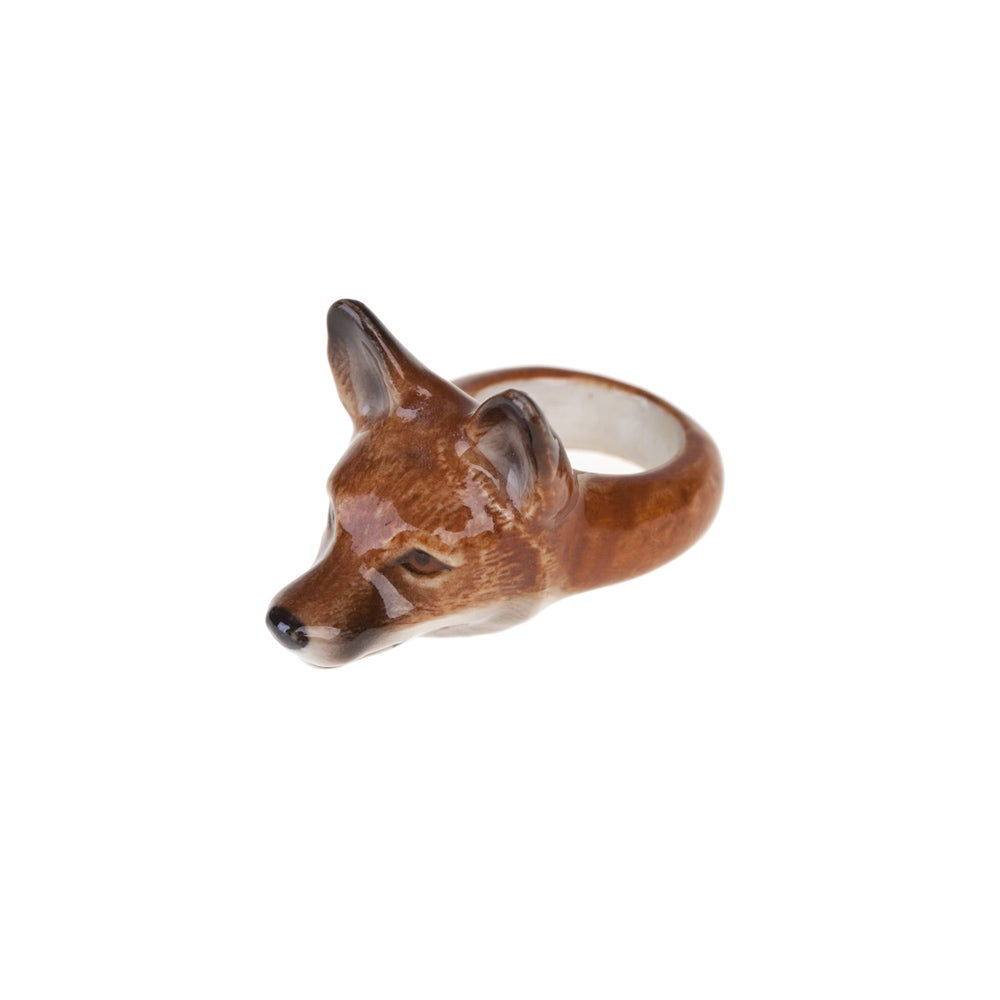 Bague renard - And Mary