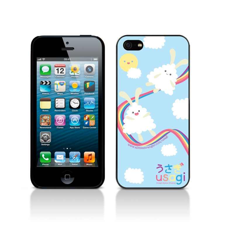 Image of Usagi iPhone Case