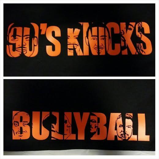 "Image of 90's Knicks ""BullyBall"""