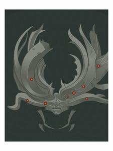 Image of Manus Print